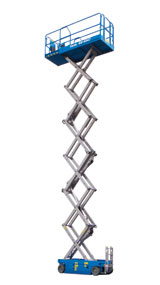 jual scissor lifts