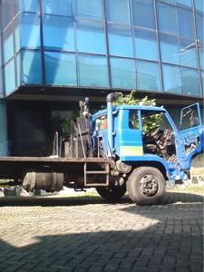 service mobil crane