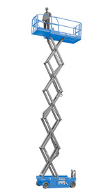 jual scissor lifts
