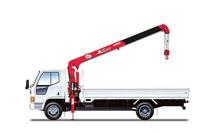 Truck-Mounted Crane 2