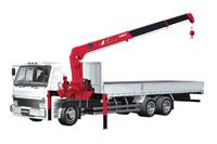 Truck-Mounted Crane 4