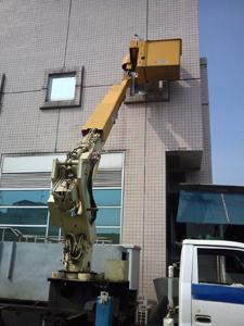 rental mobil crane 12 meter