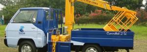 Slider mobil Crane 2