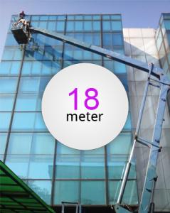 mobil crane 18 meter