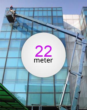 mobil crane 22 meter