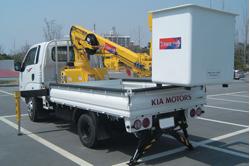 truck mounted crane hangil sv HGC120