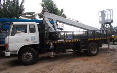 crane 20 meter baru