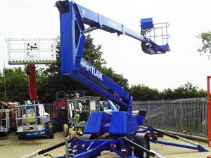 rental man lift 16 meter