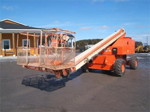 rental man lift 18 meter