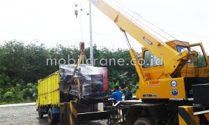galeri truk hidrolik