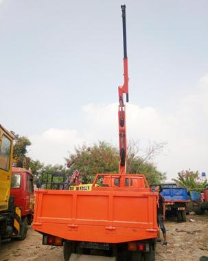 rental foco crane banner