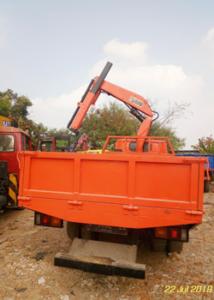 truk untuk rental foco crane