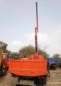 mobil foco crane 3 ton
